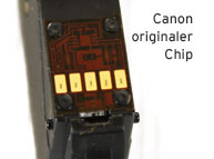 Canon Chip originale