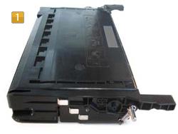 Samsung CLP-K 600 - Nachfüllanleitung
