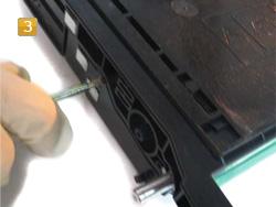 Samsung CLP-K 600 - Refillanleitung