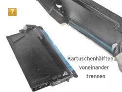 Samsung CLT-K 5082 S/ELS - Toner befüllen