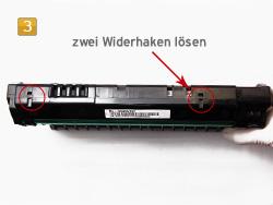 Samsung ML-2250 D5, D8 ELS - Refillanleitung