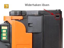 Samsung MLT-D 116 - Bildtrommel austauschen