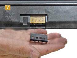 Samsung MLT-D 2082 S/ELS - Toner Chip tauschen