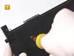 Samsung CLT-K 406 S/ELS Nachfüllanleitung