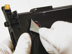 Samsung CLT-K 406 S/ELS - Refillinstruction