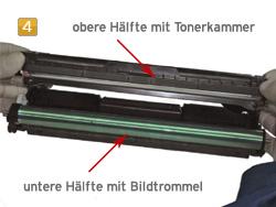 Samsung MLT-D 1052 - Refillanleitung