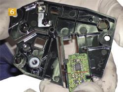 Samsung MLT-D 1052 - Tonerchip austauschen
