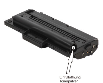 Samsung ML-1710 D3/ELS nachfüellen
