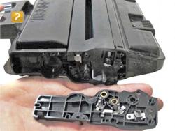 Samsung MLD-2850 A/ELS - Refillanleitung