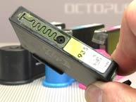 Condotto dell'aria per la ventilazione dell'inchiostro stampato
