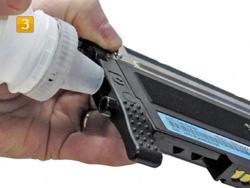 Samsung CLT-K 4072 S/ELS - Refillanleitung