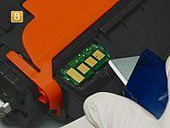 Samsung MLT-D 116 Ränder abschneiden