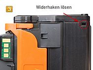 Samsung MLT-D 116 - Refillinstruction