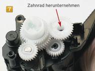 Brother HL-1110, HL-1112 - Nachfüllanleitung