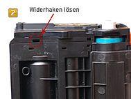 Samsung MLT-D 116 - Refillanleitung