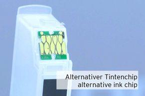 Tintenchip alternativ zu orignalen Epson 33 Chips