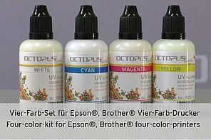 Set invisibile inchiostri invisibile a quattro colori stampante a colori Epson Brother