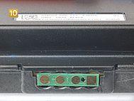 Samsung CLT-Y 4072 S/ELS - Toner Chip tauschen