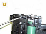 Samsung MLT-D 1052 - Anleitung zum Nachfüllen
