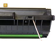 Samsung MLT-D 1092 S/ELS - Toner nachfüllen