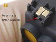 Sostituire il chip Kodak No. 10