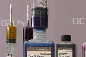 Ricarica inchiostro per Canon