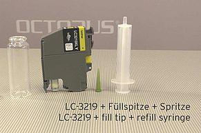 Brother LC-3219 cartucce d'inchiostro corrispondenti alla punta di ricarica