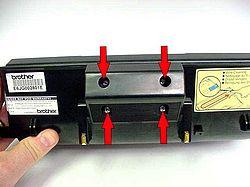 Brother HL-7050 - Sicherung