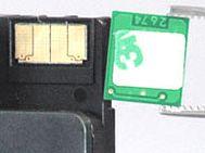 Klebebefestigung Chip für HP-950 HP-951 Tintenpatrone