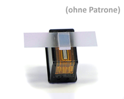 Siliconpads für sicheren Druckkopf-Schutz