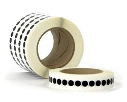 Etichette adhesive per il foro di riempimento di cartucce HP 15, HP 45