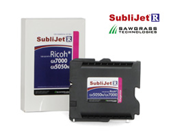 SubliJet-R Sublimation Ink for Ricoh GX-5050, GX-7000 magenta