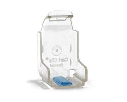 Clip di conservazione CartClip BluePad universale