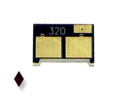Toner Chip für HP LaserJet CP 1525, HP Pro CM 1415 schwarz