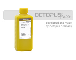 Octopus Tinte für HP 10, HP 11, HP 12, HP 13, HP 82 gelb