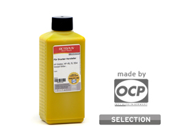 Refill ink for Epson 27, 79, T0714, T1284, T7014 yellow pigm.