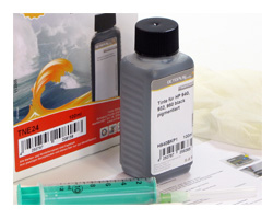 Ink refill kit Canon CLI-521, Canon CLI-526 grey