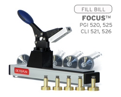 Fill Bill FOCUS™ CP525 per Canon PGI-520, 525 e CLI-521, 526