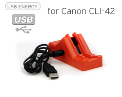 Chip resetter for Canon CLI-42, Pixma Pro 100 with USB connection