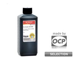 OCP Tinte für Canon CLI-551, CLI-551XL foto schwarz