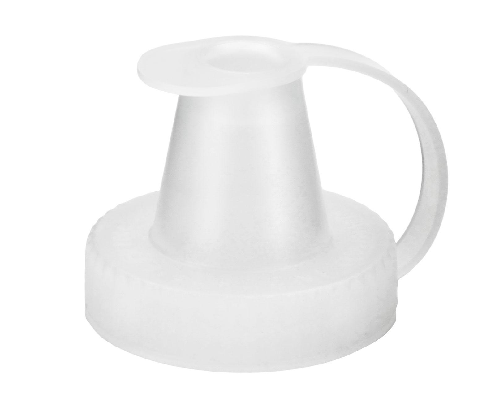 Einfülltrichter für Nachfülltoner aus Flaschen