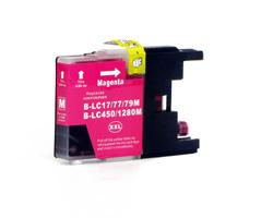 Kompatible Tintenpatrone ersetzt Brother LC-1280 XL M magenta