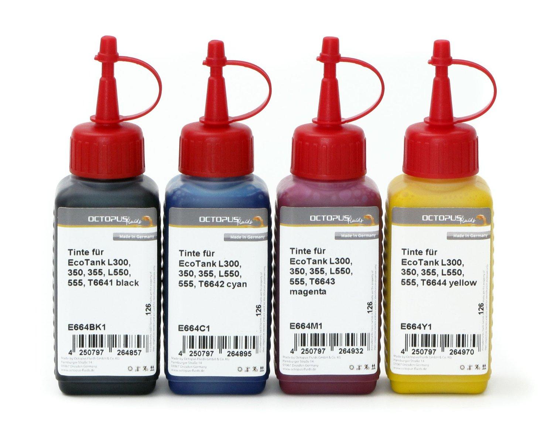 epson printer ink refill instructions
