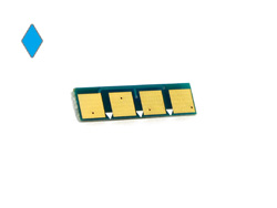 Replacement Chip Samsung CLP 310, 315, CLX 3170, 3175 cyan
