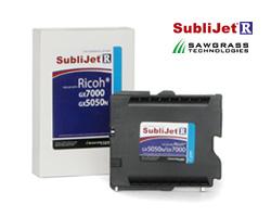 SubliJet-R Sublimationstinte für Ricoh GX-5050, GX-7000 cyan