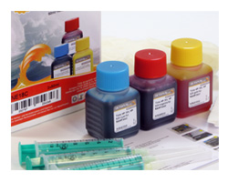 Refill kit for Brother LC-223, LC-225, LC-12E color