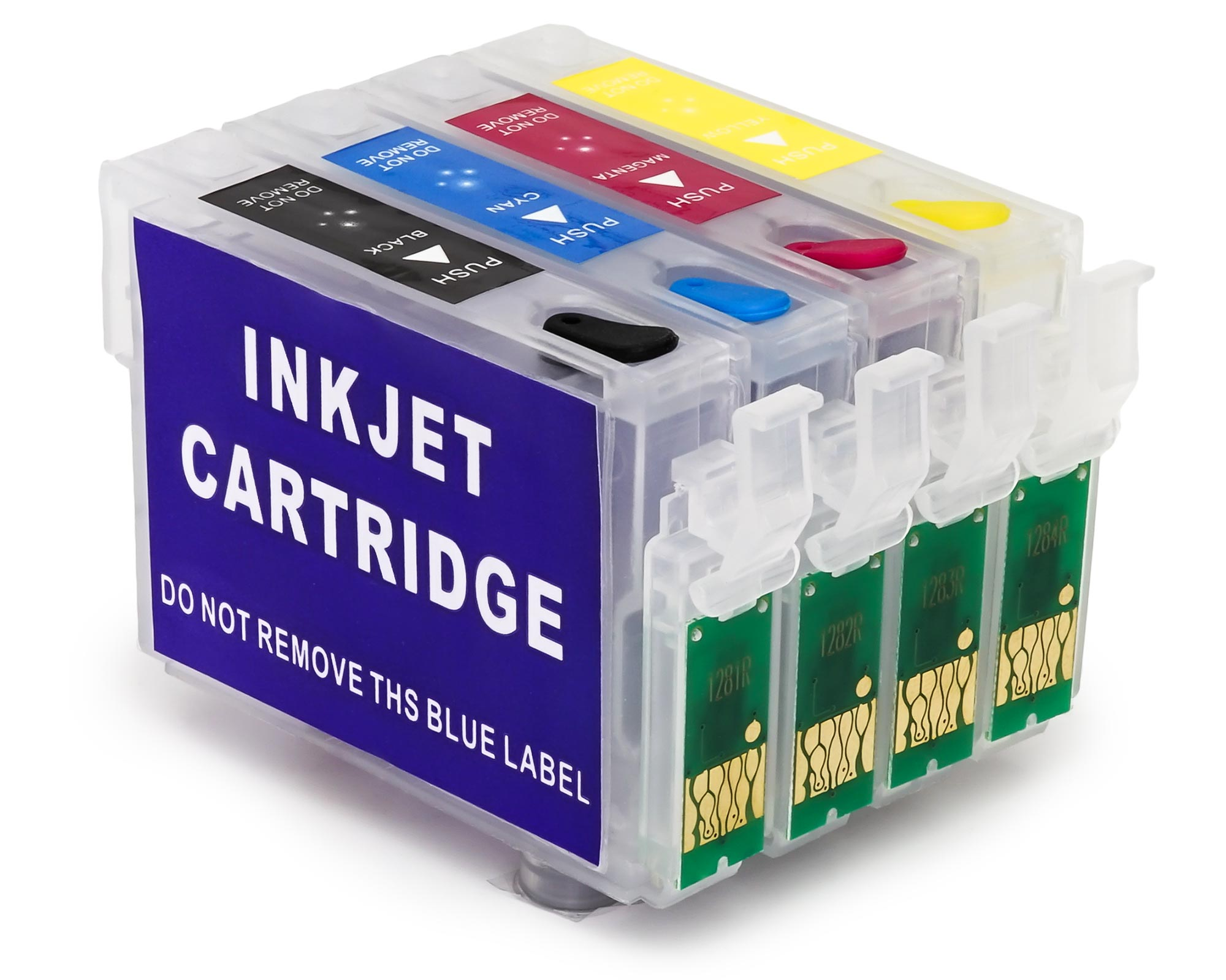 Cartucce Fill In T1281, T1284 (no OEM) per Epson