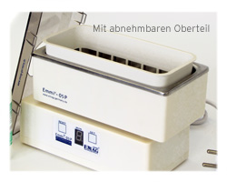 Ultrasonic cleaner EMMI 5P for cleaning print heads