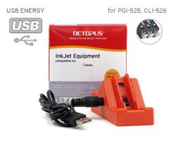 Chip Resetter für Canon PGI 525, CLI 526, IP 4850, MG 6150 USB