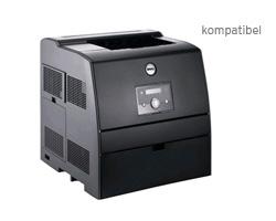 Nachfülltoner für Dell 3010, 3000 CN schwarz 65g Tonerpulver
